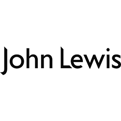 John Lewis black and white logo