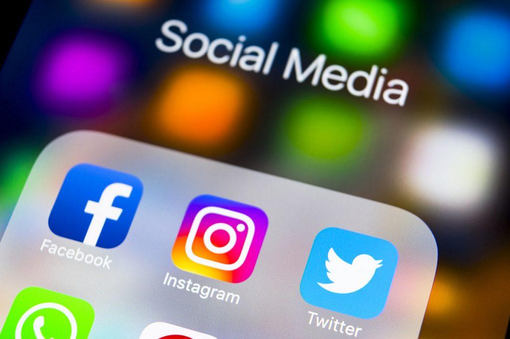 censoring social media